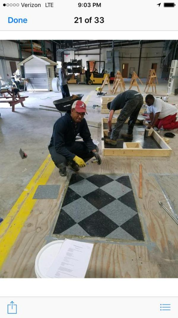 Pelham Flooring Training
